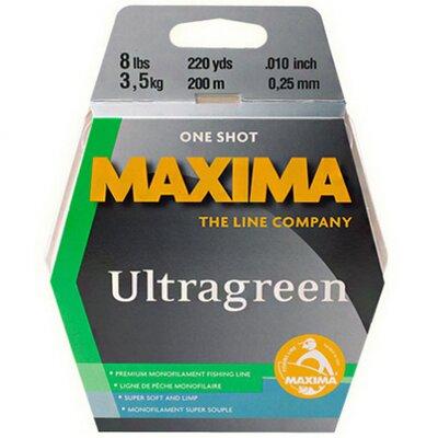 Maxima Ultra Green One Shot Mono