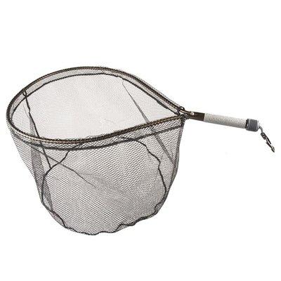 McLean Short Handle Weigh Net Rubber Mesh