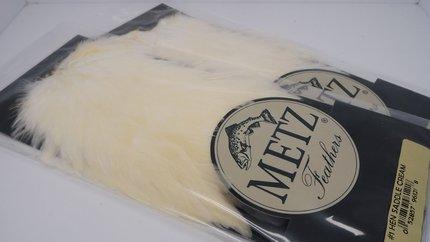 Metz Hen Saddle #1 Cream