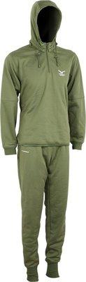 Mikado Deluxe Thermo Active Underwear Set Green