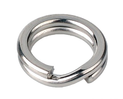 Mikado Split Ring Size 12 - 5pcs