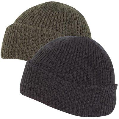 Mil-Com Knitted Acrylic Bob Hat