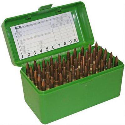 MTM 50 Round Large Calibre Ammo Box