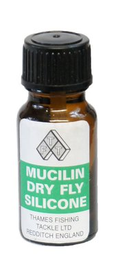 Mucilin Dry Fly Silicone Brush