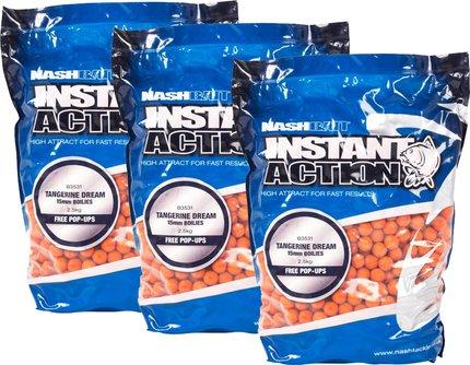 Nash Instant Action Tangerine Dream Boilies
