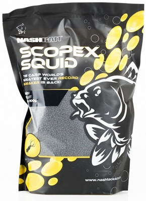 Nash Scopex Squid 900g