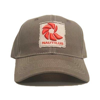 Nautilus Raised Logo Structured Hat