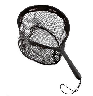 Nomura Black Rubber Landing Net