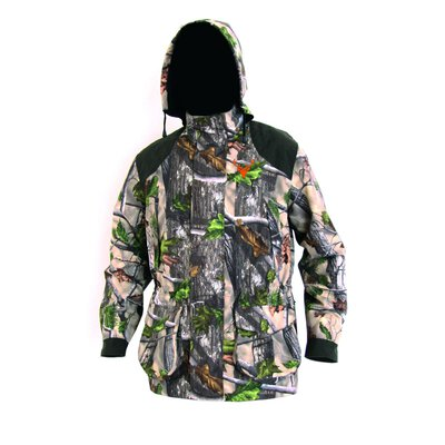 North LAUB Camo Waterproof Shooting Jacket