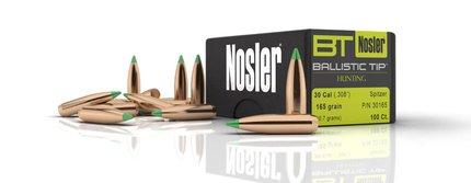 Nosler Ballistic Tip Hunting Bullet Heads