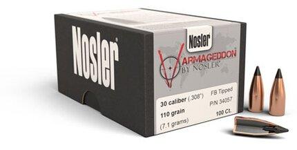 Nosler Varmageddon Bullet Heads