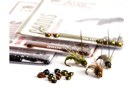 Nymph Head Evolution Caddis Tungsten Beadhead
