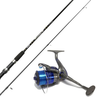 Okuma G-Force Spinning Rod Reel Combo