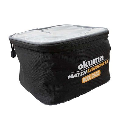 Okuma Match Carbonite Reel Case (20x20x13cm)