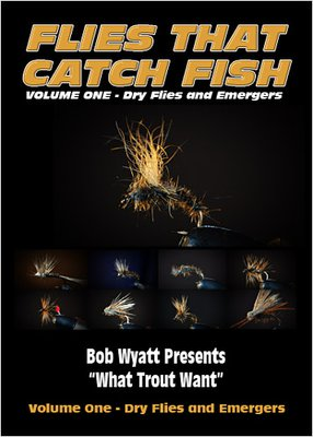Onthefly Flies That Catch Fish DVDs