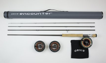 Orvis Encounter Fly Rod Outfits