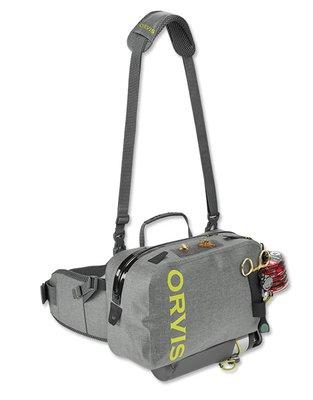 Orvis Gale Force Waterproof Hip Pack Grey