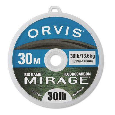 Orvis Mirage Big Game Fluorocarbon Tippet 30m