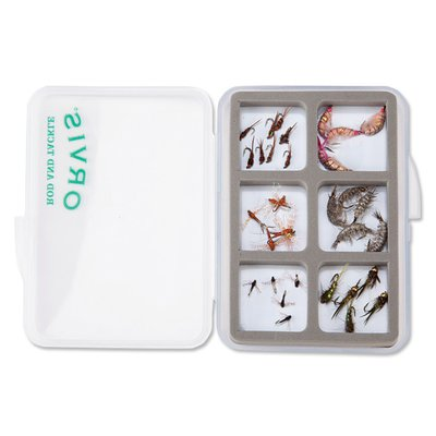 Orvis Super Slim Shirt-Pocket Fly Box