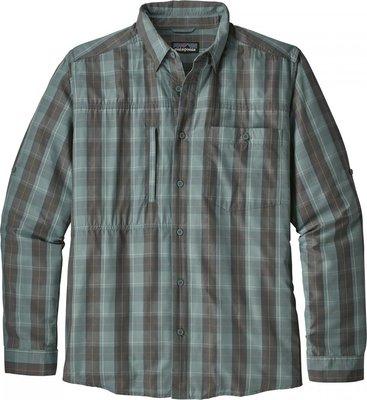 Patagonia Mens Longsleeve Gallegos Shirt
