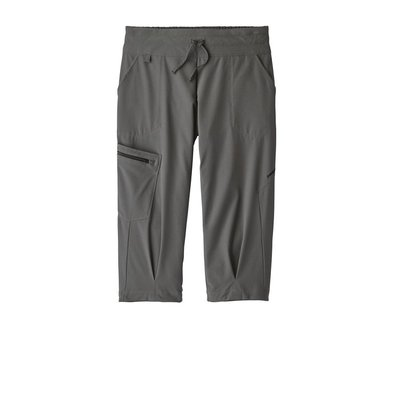 Patagonia Women's Fall River Comfort Stretch Fishing Crops Forge Grey