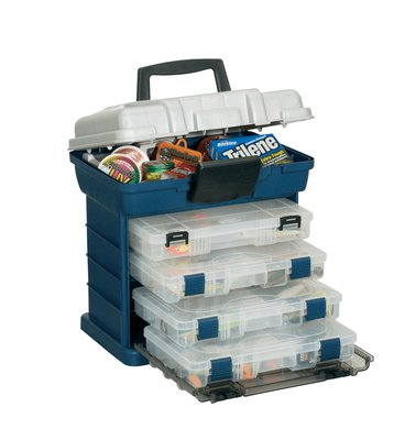 PLANO 4-BY™ Rack System Tackle box