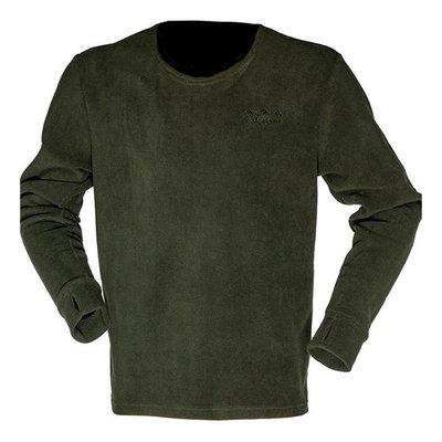 Ridgeline Essential Long Sleeve Fleece Tee Shirt
