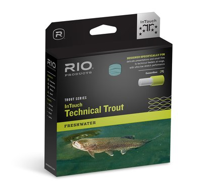 Rio Intouch Technical Trout Floating Lines