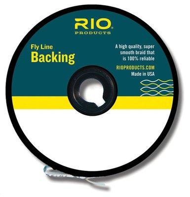 Rio Multi Colour Gel Spun Backing 65lb