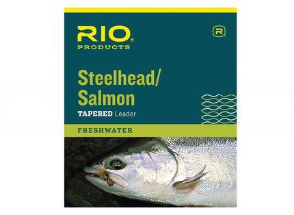 Rio Steelhead And Atlantic 12ft Leader