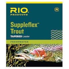 Rio Suppleflex Trout Leaders 9ft