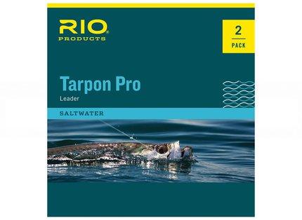 Rio Tarpon Pro Leader Twin Pack
