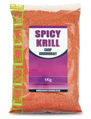 Rod Hutchinson Fast Catch Spicy Krill Carp Groundbait 1kg