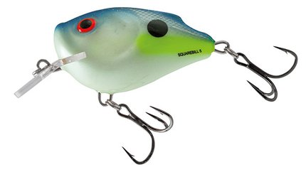 Salmo Square Bill 5cm Floating Lure
