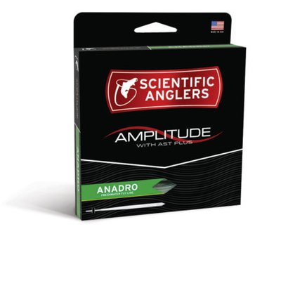 Scientific Anglers Amplitude Anadro Turtlegrass/Optic Green/Willow