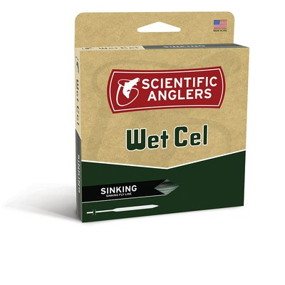 Scientific Anglers Wet Cel Sinking Fly Lines