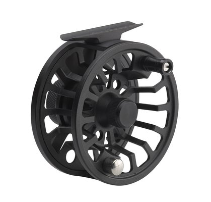Scierra Track 2 Fly Reel Black
