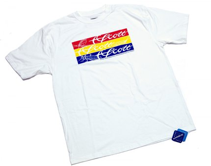 Scott Bugs T-Shirt - White