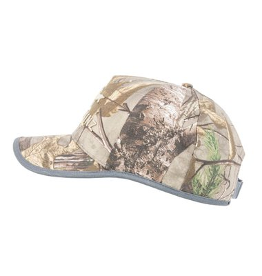 Sealskinz Waterproof All Weather Camo Cap Realtree/Olive Green One Size