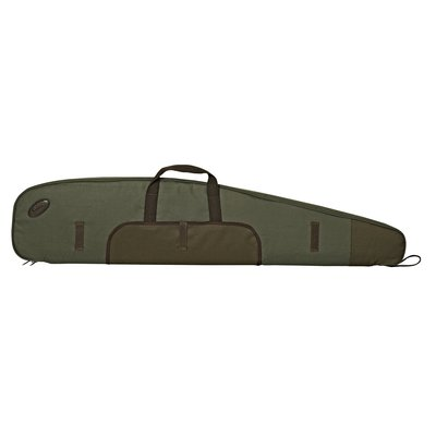 Seeland Rifle Slip Lined With Foam, Design Line Green/Brown 125cm