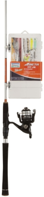 Shakespeare Catch More Fish LRF Kit