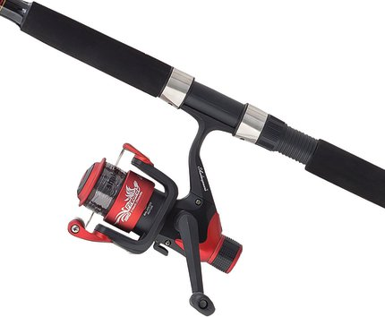 Shakespeare Firebird Spin Rod with Reel Combo