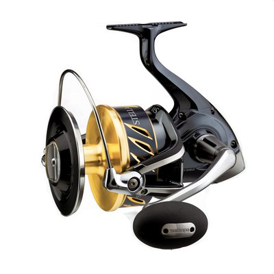 Shimano Stella Salt Water Black Reels