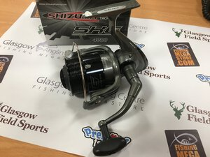 Preloved Shizuka SK6 40FD Fixed Spool Reel - As New