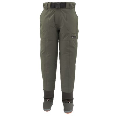 Simms Freestone Stockingfoot Pants Dark Gunmetal