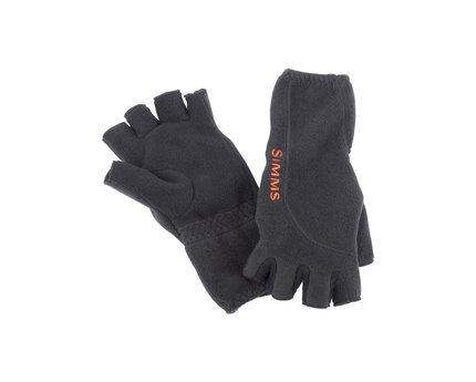 Simms Headwaters Half Finger Glove Black