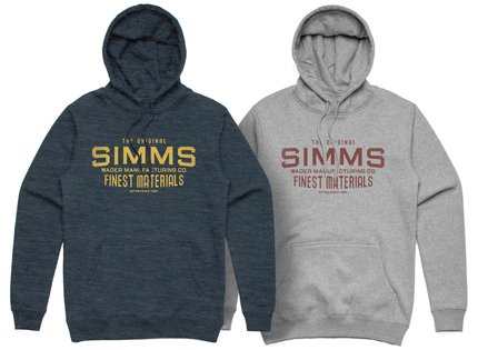 Simms Lager Script Hoody