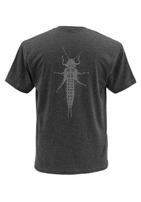 Simms T-Shirt Salmonfly