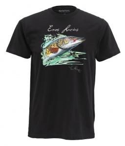 Simms T-Shirt Weiergang Pike