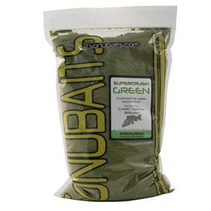 Sonubaits Supercrush Green Groundbait *PR2102*
